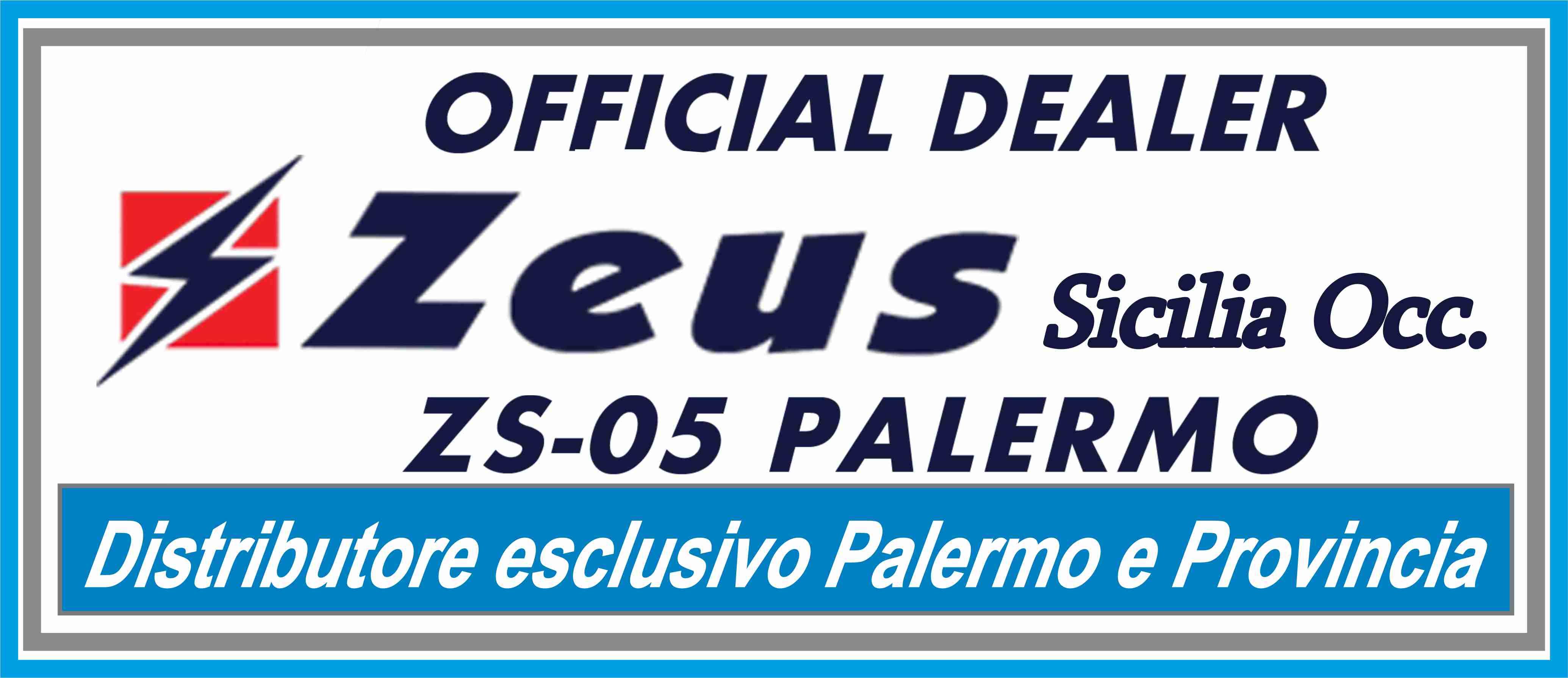 LVF SPORT unico distributore ZEUS SPORT per Palermo e Provincia